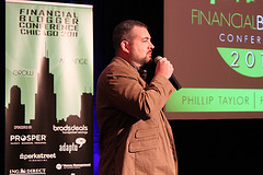 Philip Taylor - Financial Blogger Conference Organizer