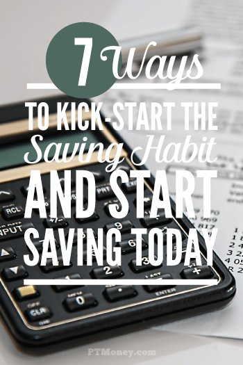 Is your savings running low or completely empty? Here is PT's list of 7 ways to kick start your savings! These are easy ideas for anyone to try.