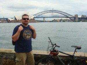 PT Travels to Sydney