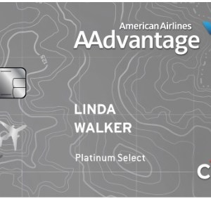 New and Improved Citi / AAdvantage Platinum Select MasterCard