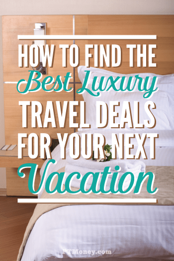 "If your idea of a good vacation includes all the best amenities, check out these 4 ways to score a great deal. There are options for luxury travel that doesn't have to break the bank. There doesn't have to be any ""roughing it"" on your next getaway."