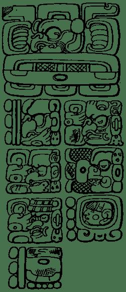 End of the World Mayan Calendar