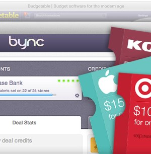Sync Deals to Your Spending with Bync