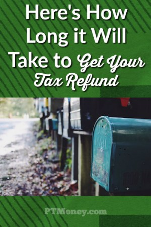 How Long Will it Take To Get Your Tax Refund?
