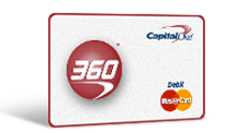 How To Get A Debit Card Capital One 360 | Cardjdi org