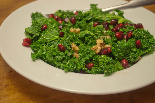 Kale Salad - Cheap Healthy Foods