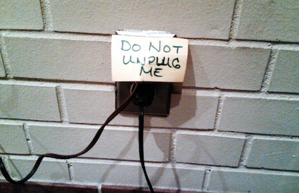 do-not-unplug