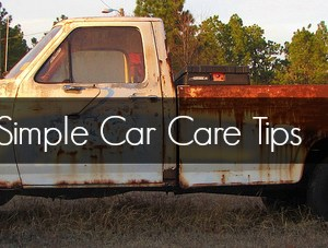 These Simple Car Care Tips Can Help Save Money – Even for Non Gear Heads Like Me