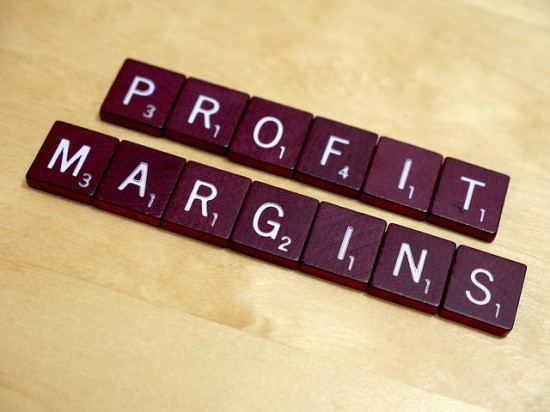 Small Business Debt and Profit Margin