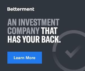 Betterment Promo