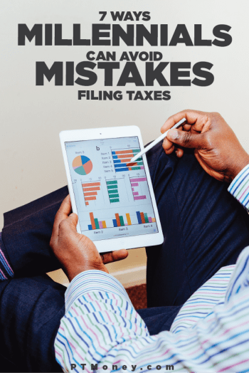 Ways Millennials Can Avoid Mistakes Filing Taxes