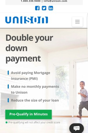 Avoid PMI and Keep Your Cash with Unison [Review]