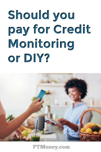 Credit Monitoring by TransUnion