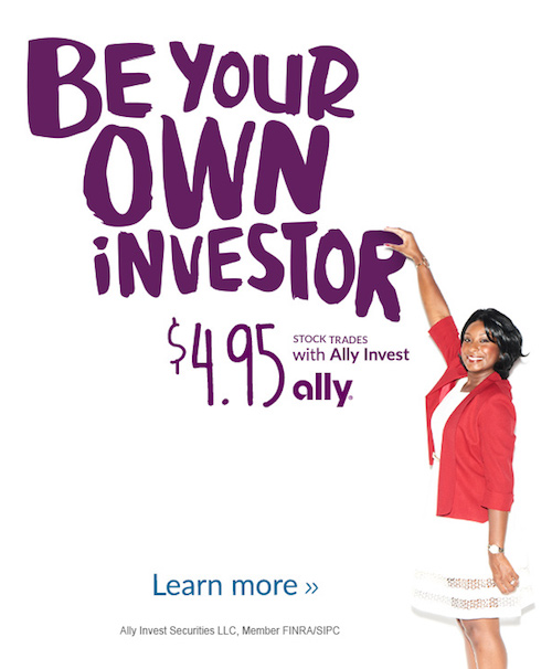 Ally Invest Ad