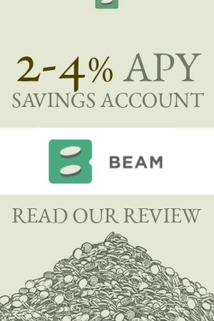 Beam (beta) Review: Is 4% Savings in a Gamified Banking App For Real?