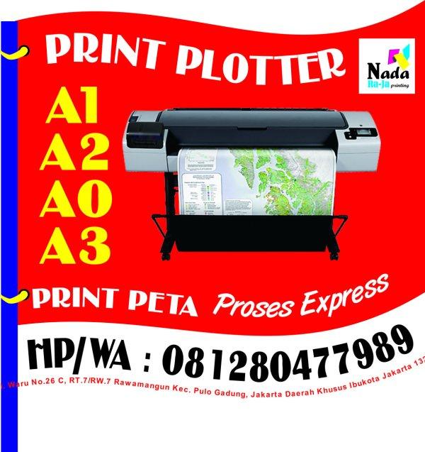 Print A0 Rawamangun