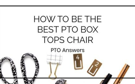 how to be the best PTO Box Tops chair