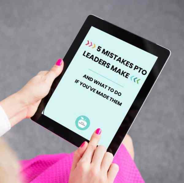 5 Mistakes PTO / PTA Leaders Make : Essential free leadership training