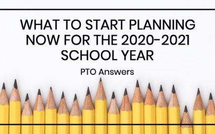 What to Start Planning Now for the Upcoming School Year