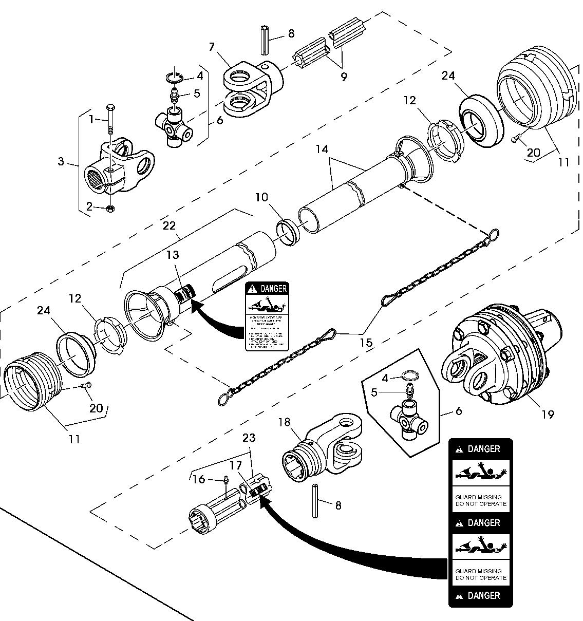 Hesston Parts Service