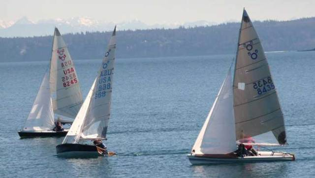 505 Pacific Coast Championship at Fort Worden Saturday, May 22nd, through Monday, May 24th.