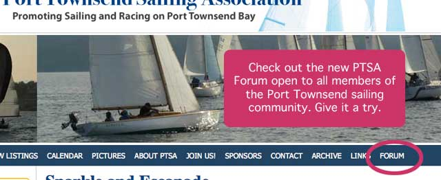 Give the new PTSA Forum a Try