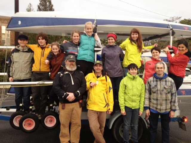 2013 Port Townsend High School Sailing Team