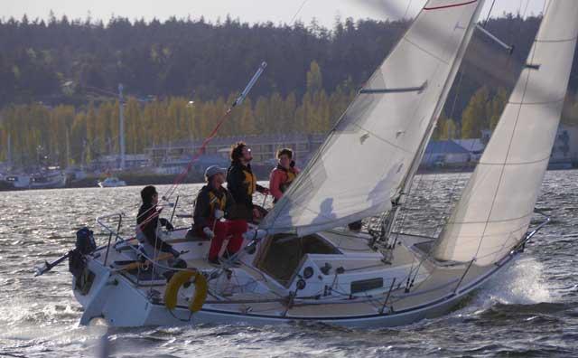 WIZARD, PTSA White Cap Series, Race 4
