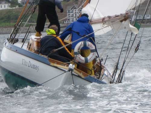 The 2015 season starts February 28th with the Shipwrights' Regatta.