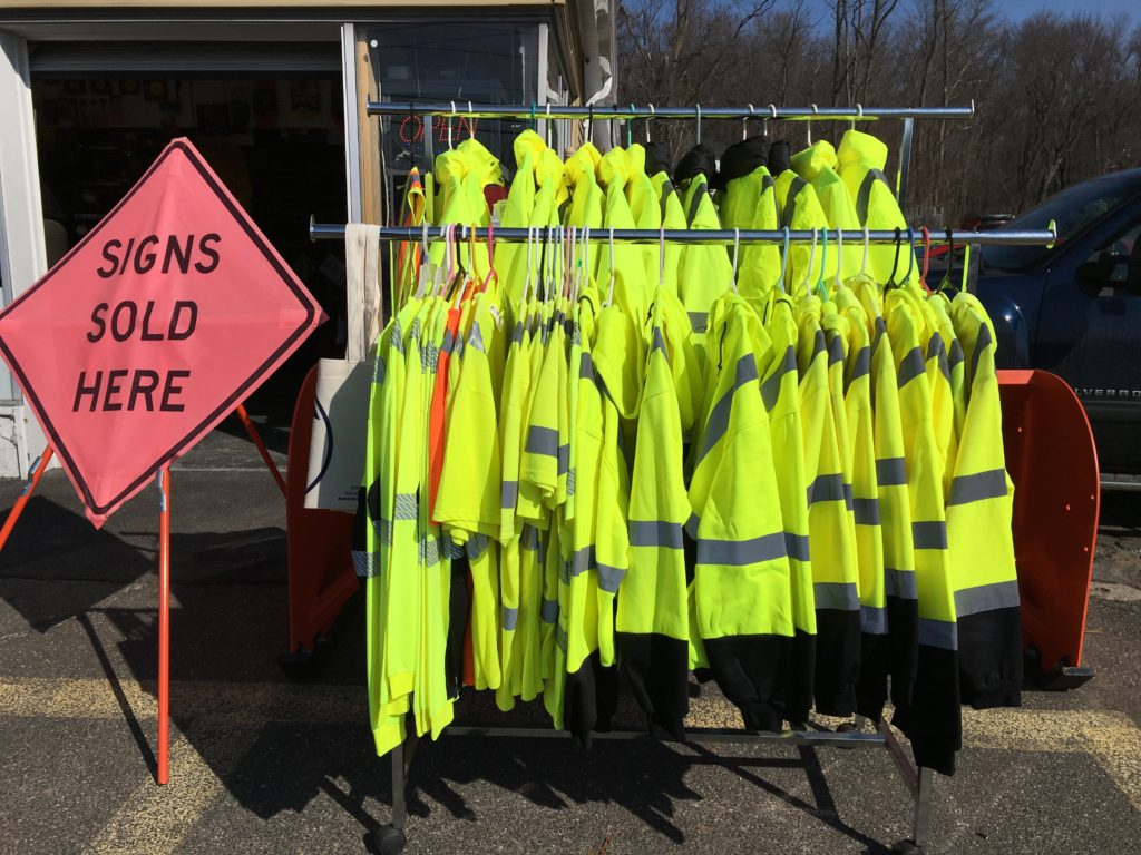 Check out our Industrial Safety/Ansi/Osha Gear!