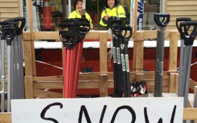 Need a new snow shovel?  Look no further than PTS in Palmer!