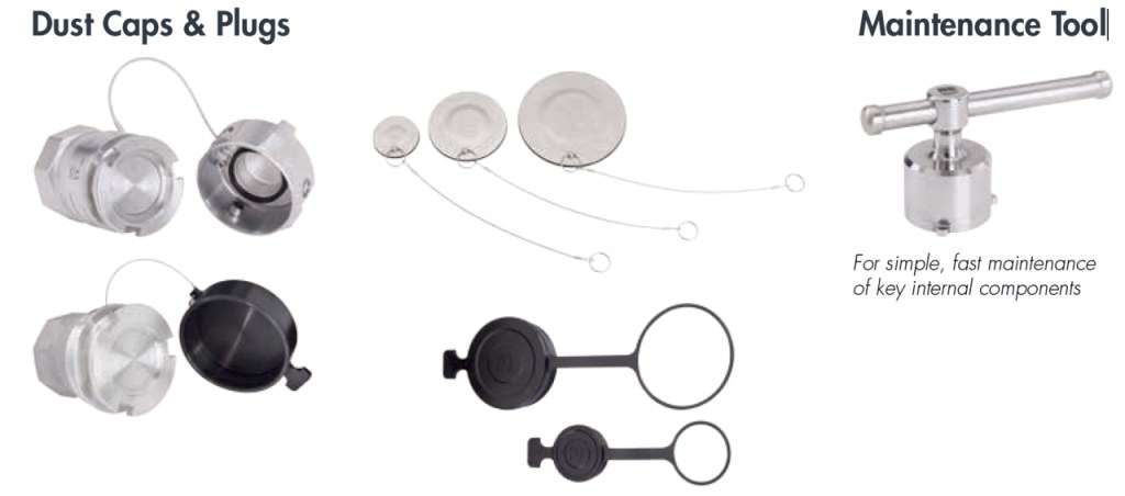 Dust Caps & Plugs Maintenance Tool
