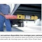 Modelo de montaje en camiones