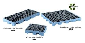 Ultra-Spill Deck Fluorinated Models®