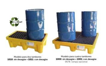 Ultra-Spill Pallets®