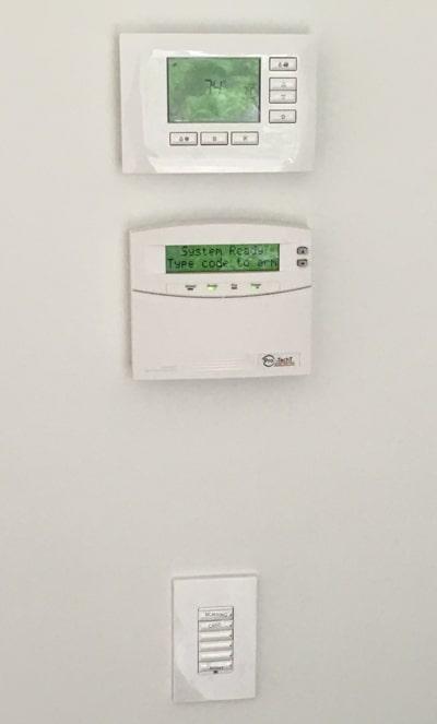 Highland Park Texas alarm system
