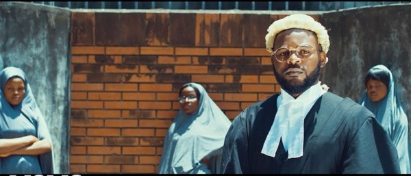 "Singer Falz begins year with hit single, ""Talk"""