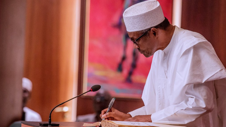 Buhari assents bill to check monopoly, price fixing