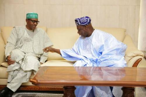 $16bn Obasanjo Spent On Power Project Will Be Probed, Says Buhari
