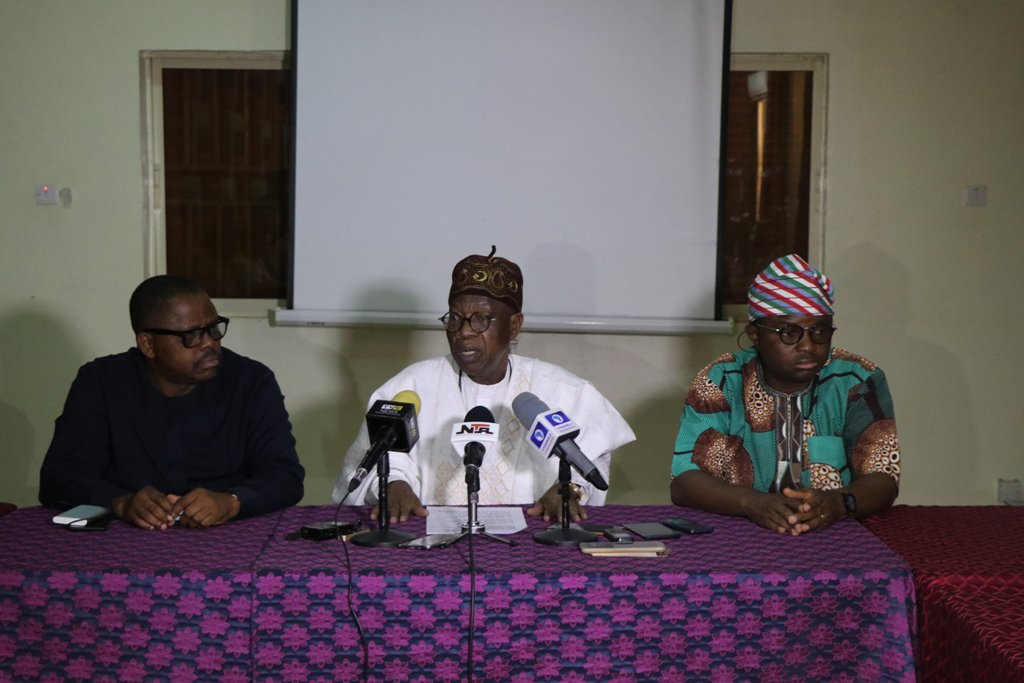 Don't throw Nigeria into anarchy out of desperation, FG warns opposition