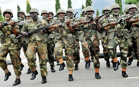 Boko Haram: Troops construct water, bread factories to support soldiers