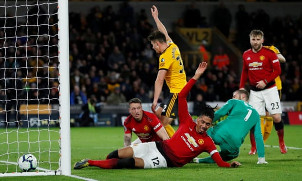Hungry Wolves stop Manchester United again