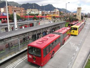 "Transmilenio ""Metro on Wheels"""