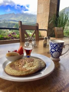 Bambuda Castle Breakfast Boquete