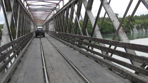 Multifunktions Brücke