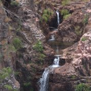 Tumber Falls