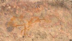 Aboriginals Zeichnungen