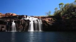 Manning River Gorge Wasserfall