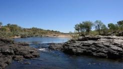 Zufluss Wasserfall