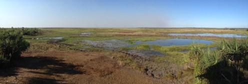 Panorama vom Ubirr aus